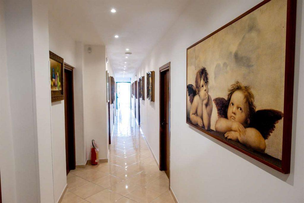 Hotel Chopin Roma - EDIFICIO SEPARATO
