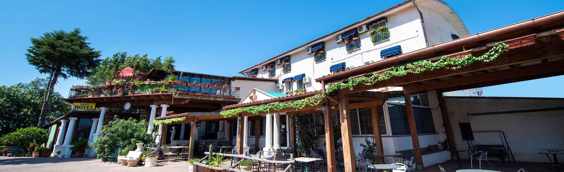 Hotel Chopin Roma Fiumicino